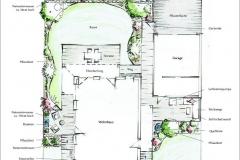 Gartenskizze 1