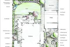 Gartenskizze 2