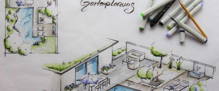 Gartenplanungen mit Perspektive